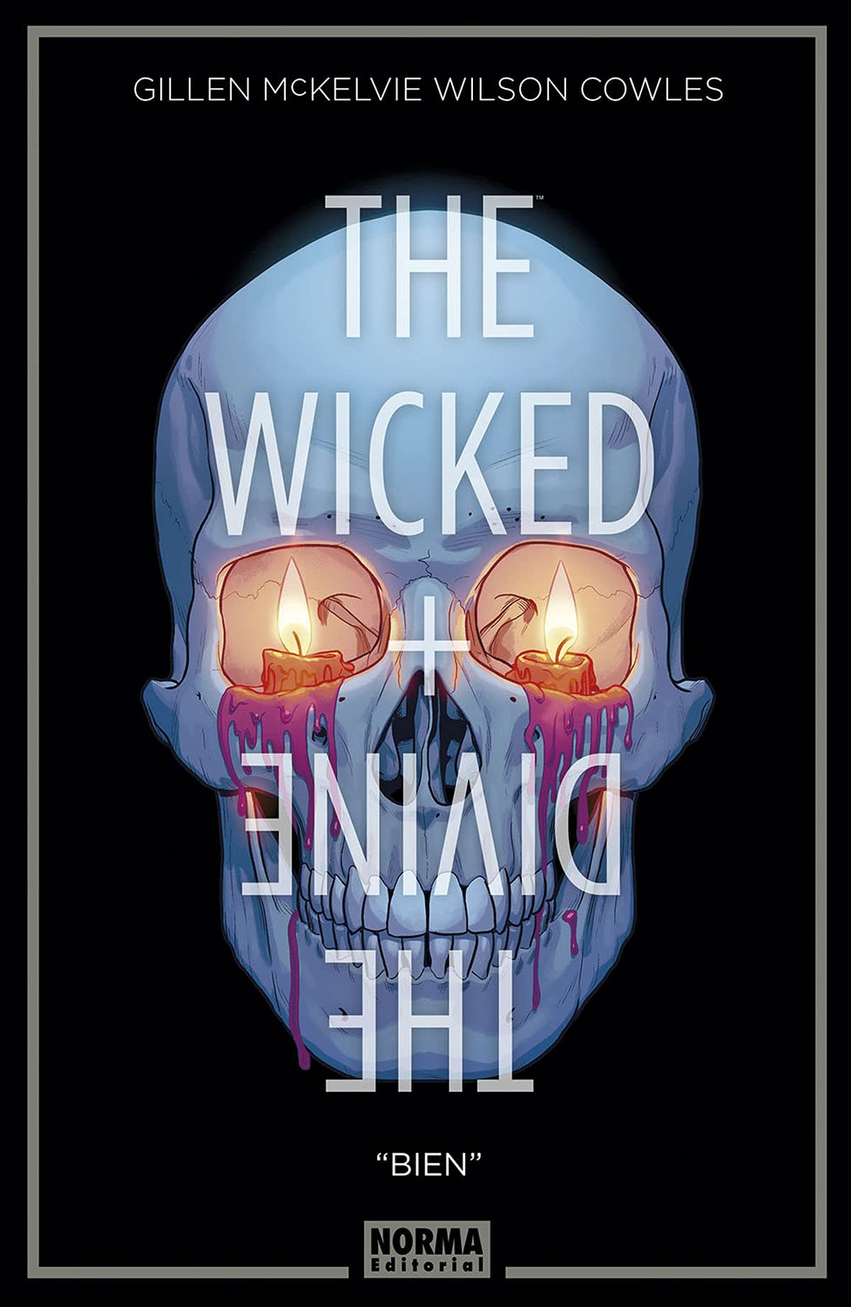 THE WICKED + THE DIVINE 9. 'BIEN'