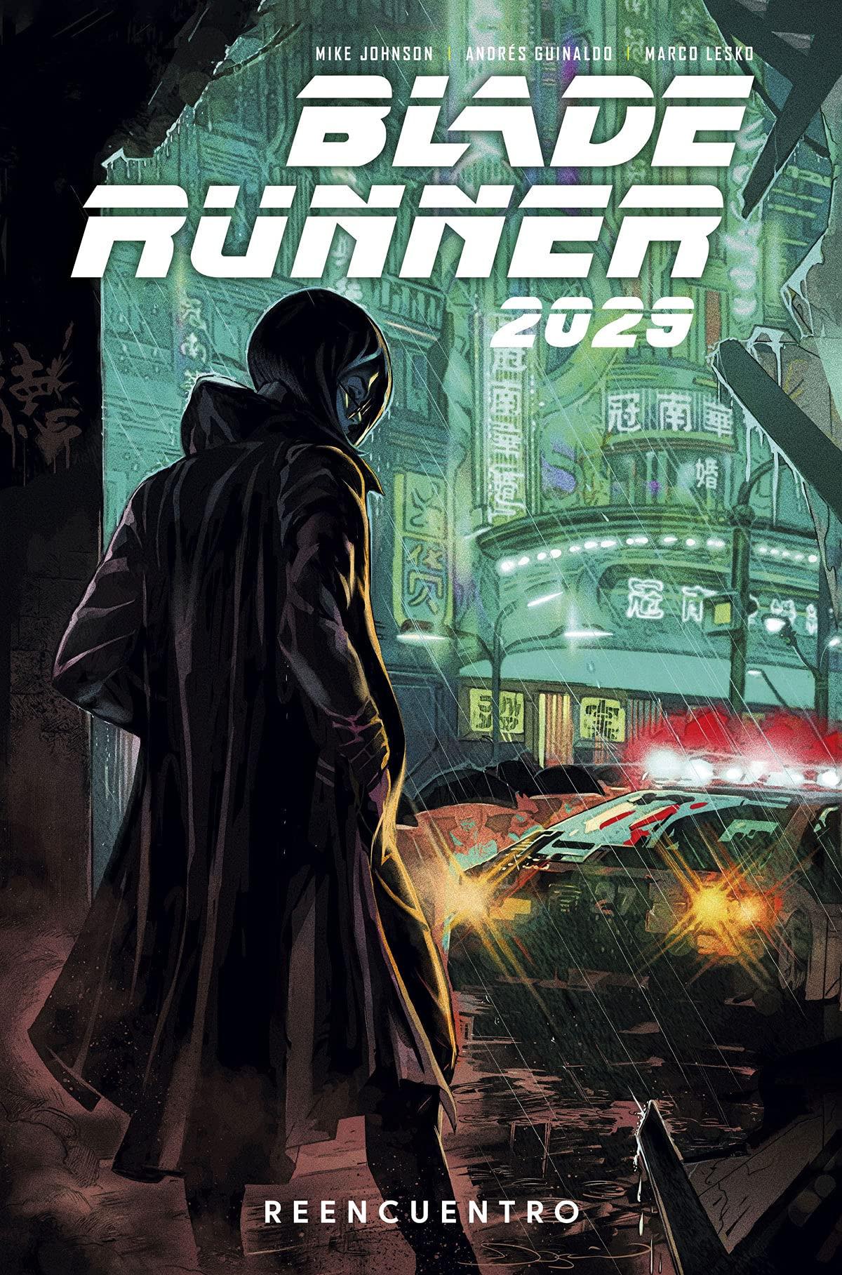BLADE RUNNER 2029 1. REENCUENTRO