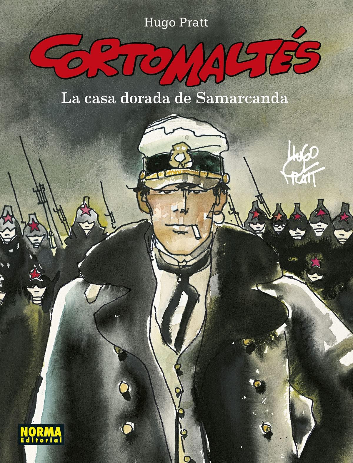 CORTO MALTES. LA CASA DORADA DE SAMARCANDA. ED COLOR