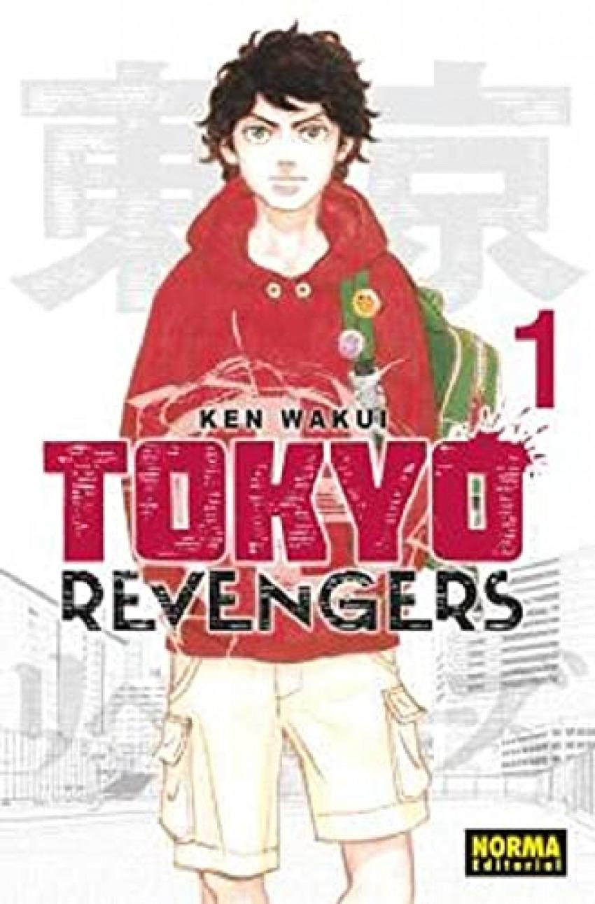 TOKYO REVENGERS 01