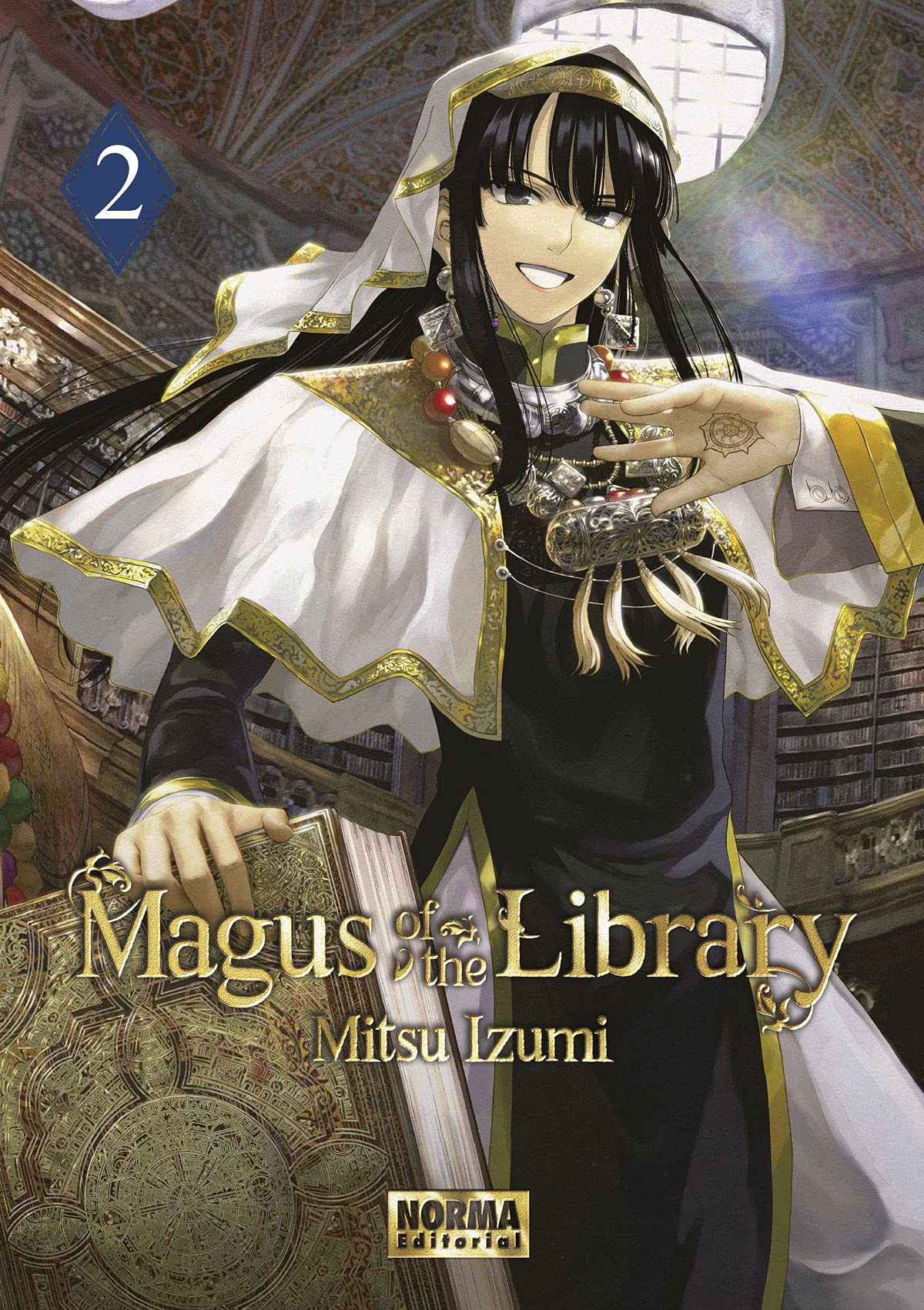 MAGUS OF THE LIBRARY 02