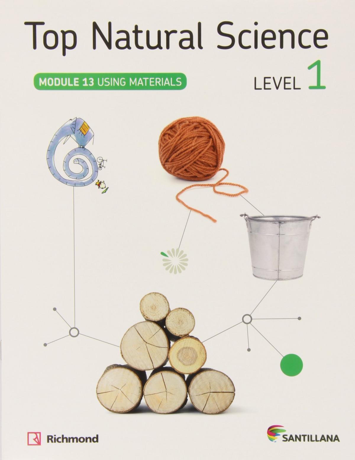 Top Natural Science 1. Using materials