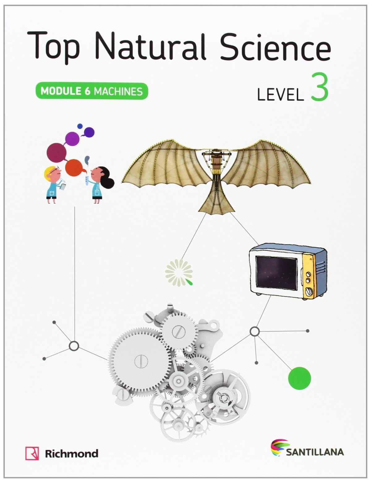 Top natural science 3. Machines