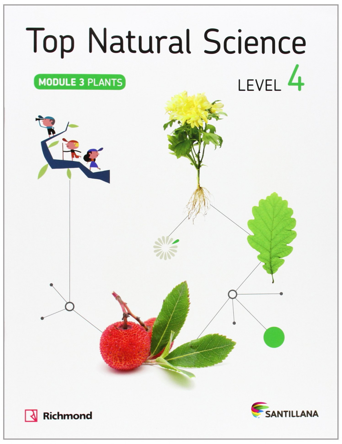 Top natural science 4. Plants
