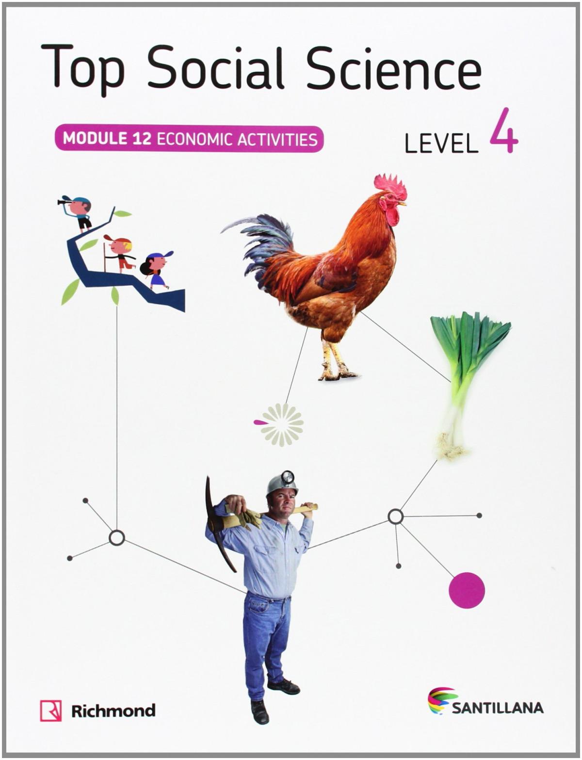 Top social science 4. Economic activities