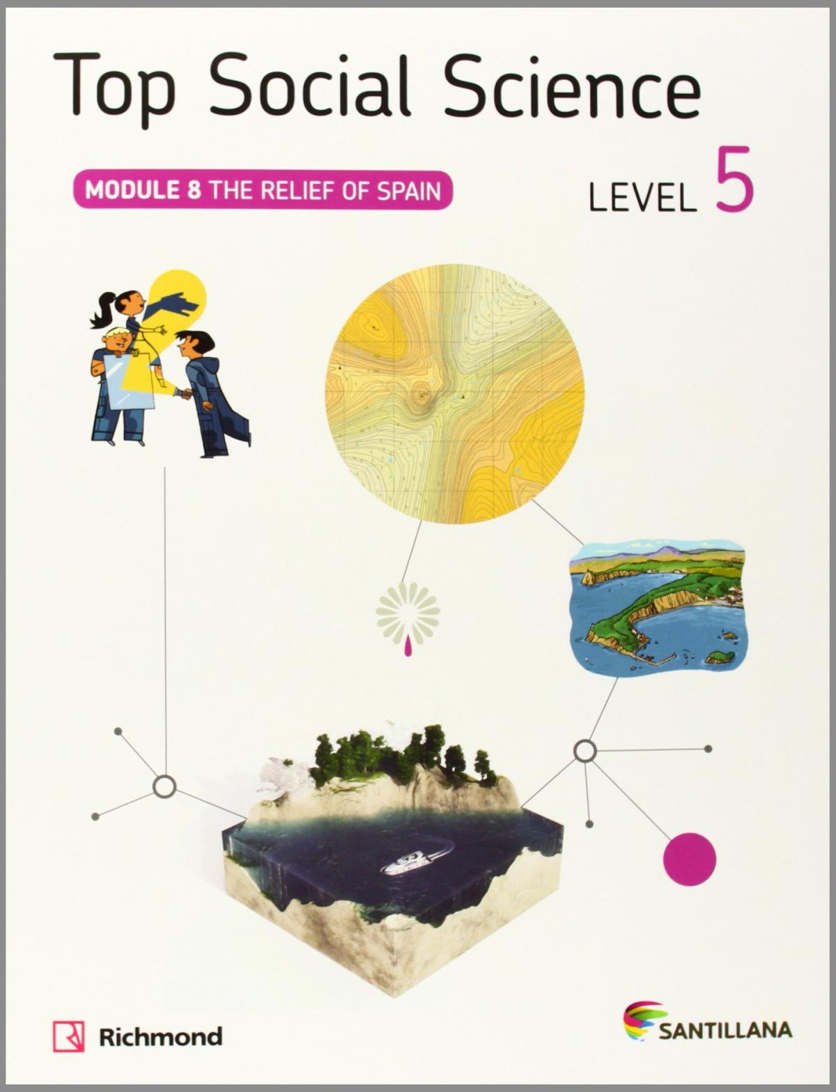 Top social science 5. Relief of Spain