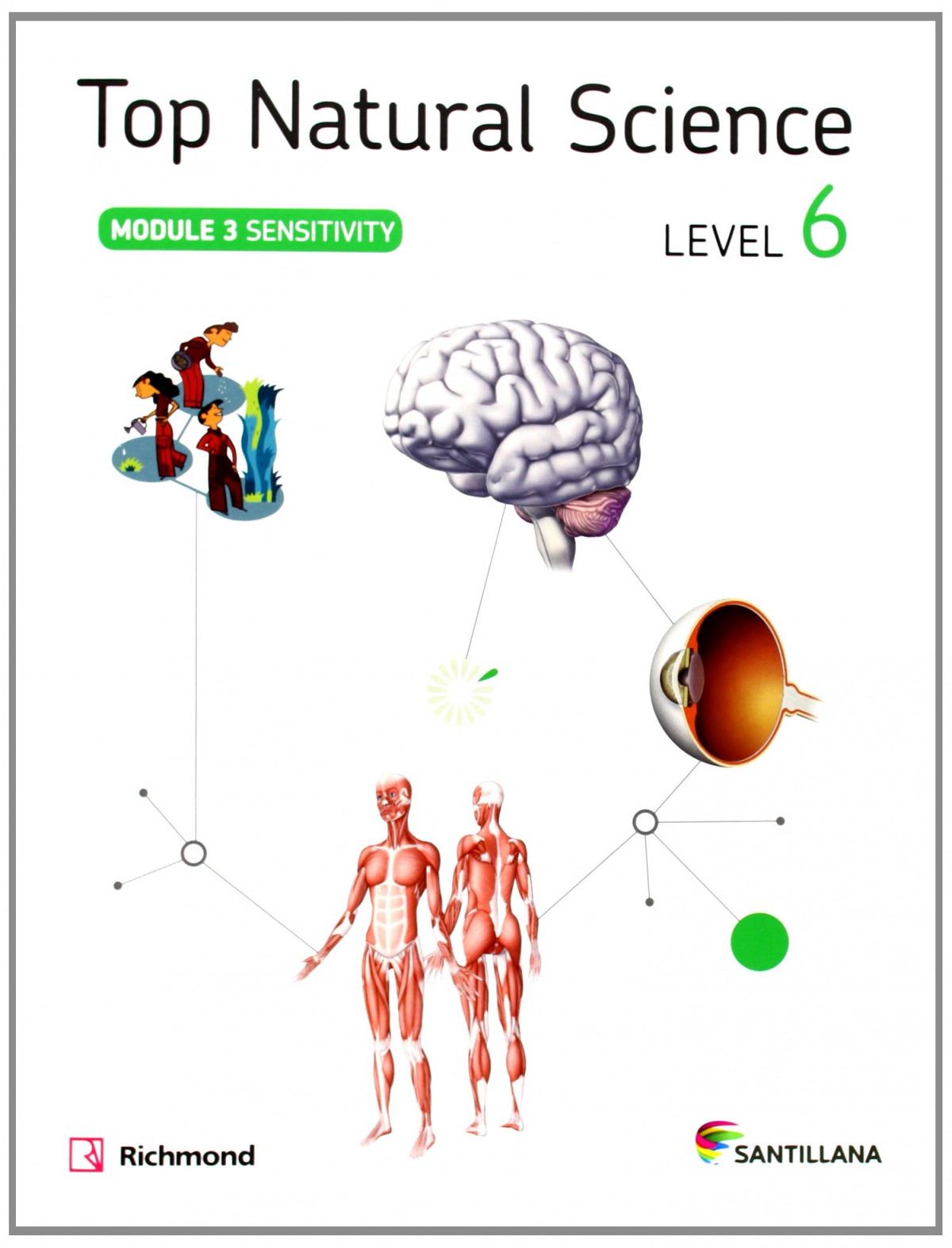 Top natural science 6. Sensitivity