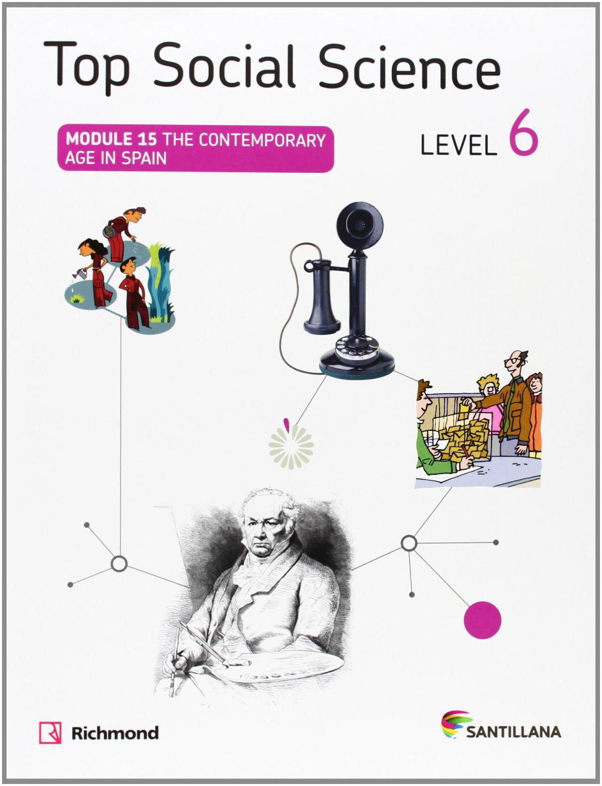 Top social science 6. Contemporary age in Spain