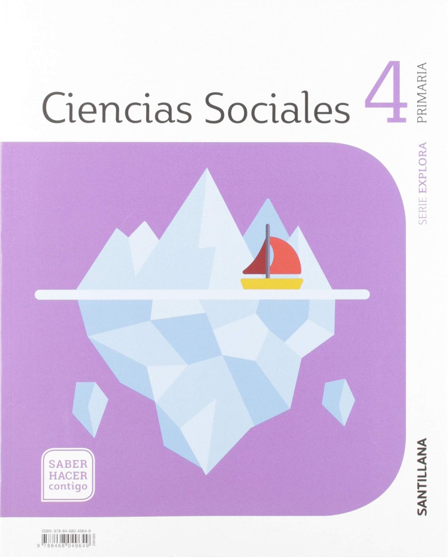 CIENCIAS SOCIALES 4 PRIMARIA CEUTA MELILLA SABER HACER CONTIGO ED19