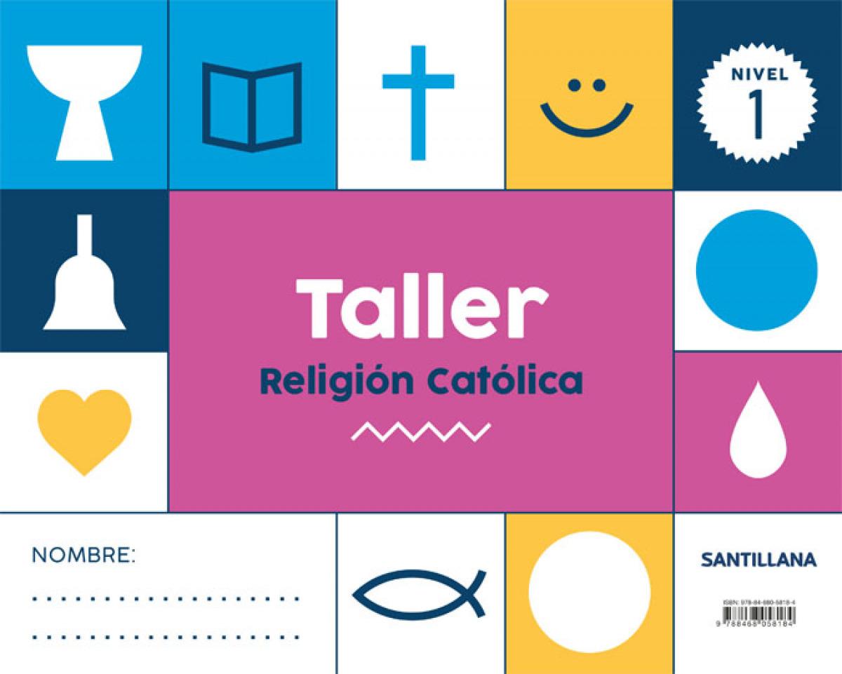 TALLER RELIGION CATOLICA NIVEL 1