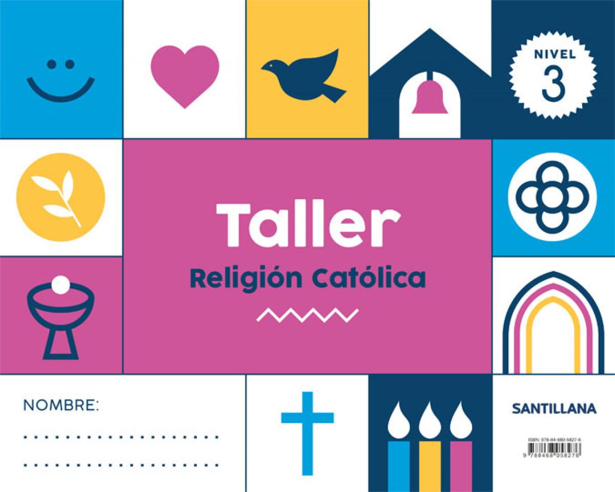 TALLER RELIGION CATOLICA NIVEL 3