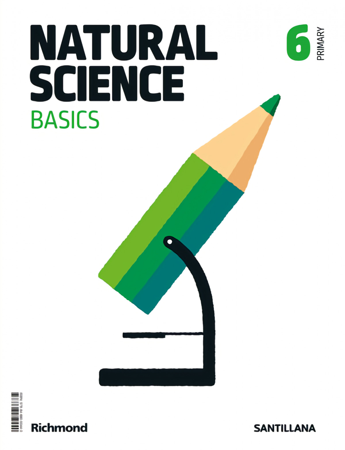 NATURAL SCIENCE BASICS 6 PRIMARY