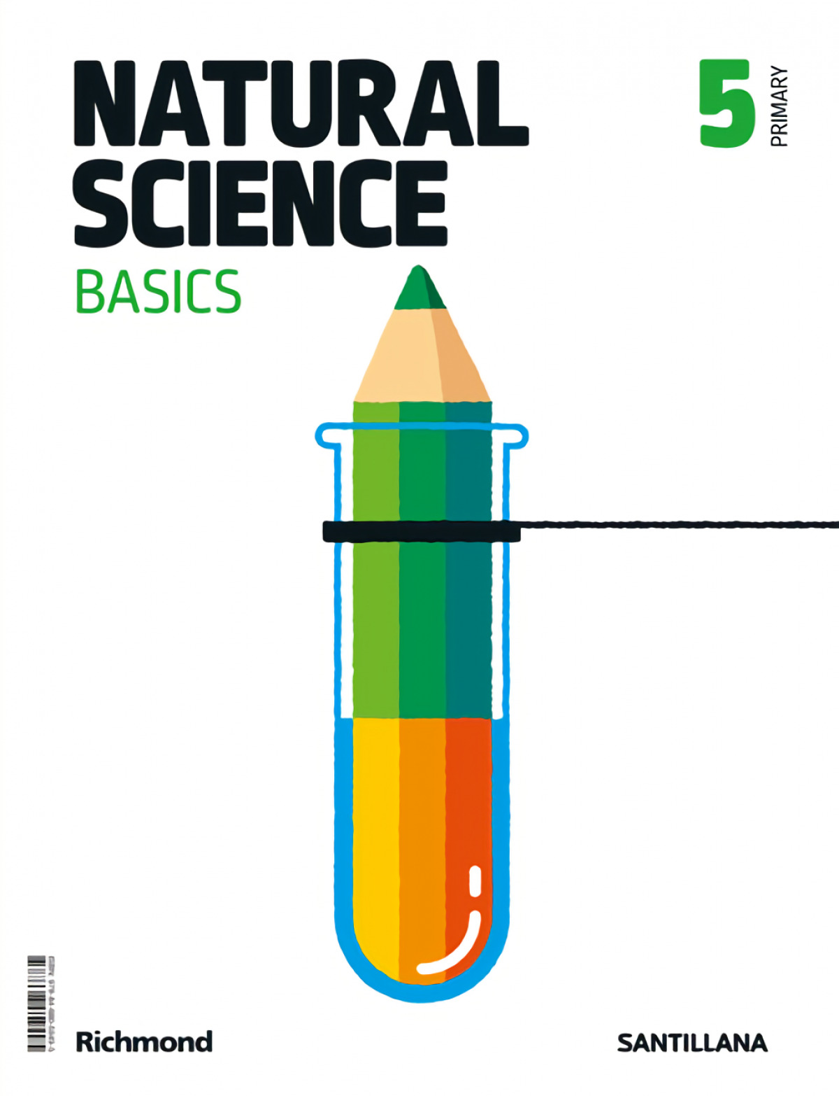 NATURAL SCIENCE BASICS 5 PRIMARY