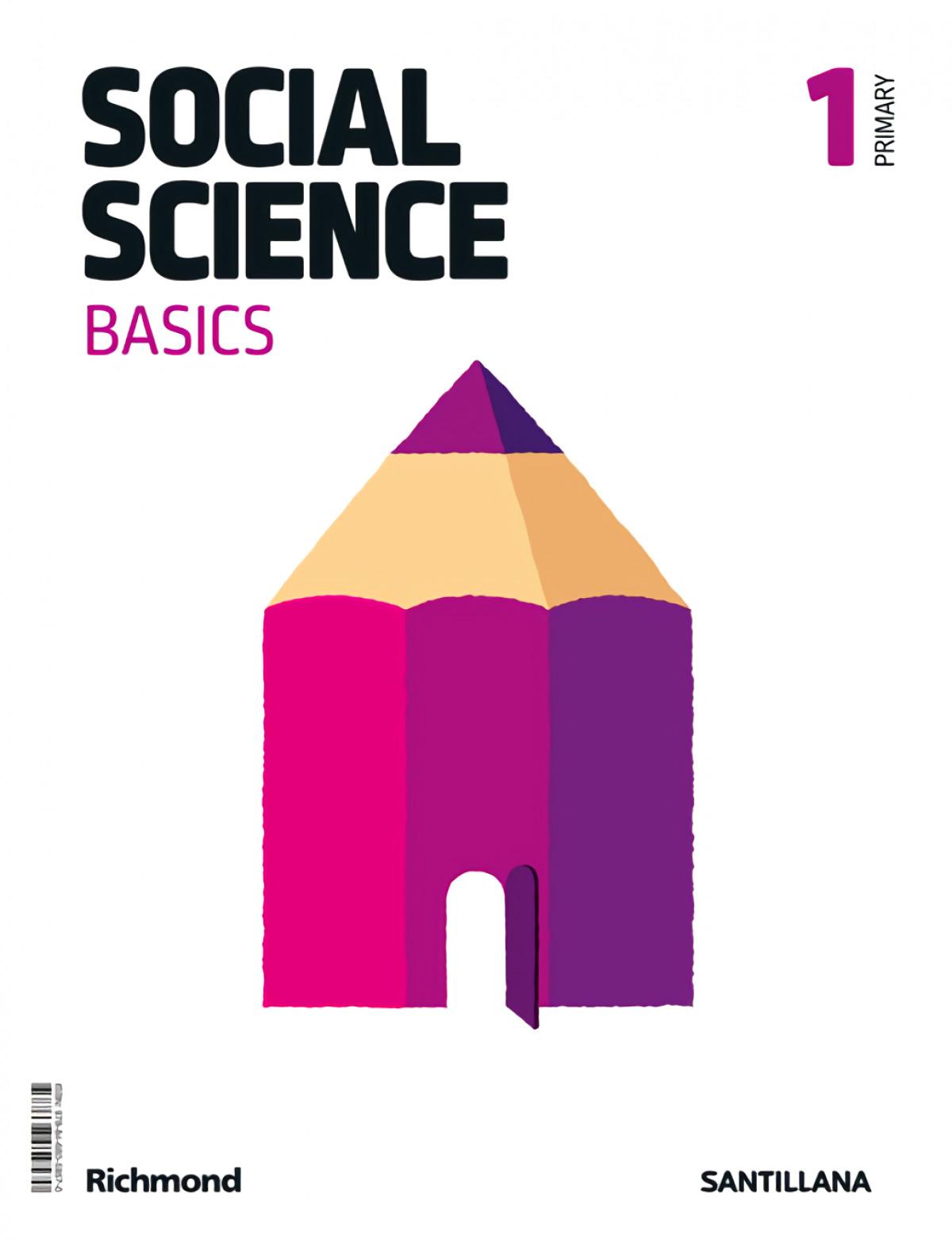 SOCIAL SCIENCE BASICS 1 PRIMARY
