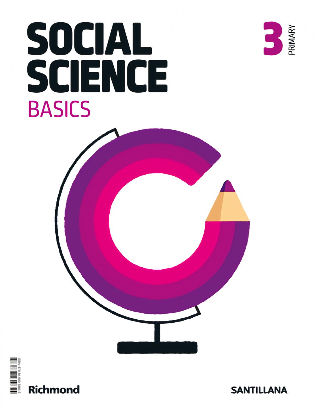 SOCIAL SCIENCE BASICS 3 PRIMARY