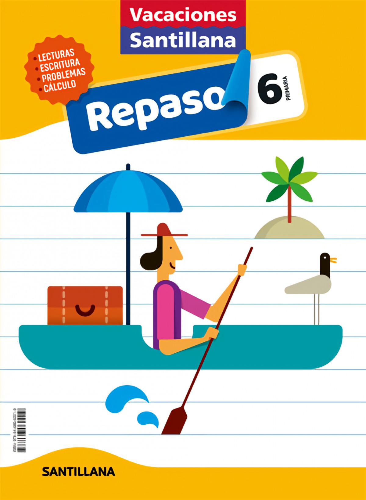 VACACIONES REPASO 6º PRIMARIA