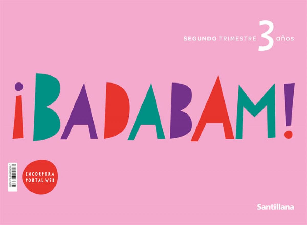 PROYECTO BADABAM 3-2 AÑOS SANTILLANA
