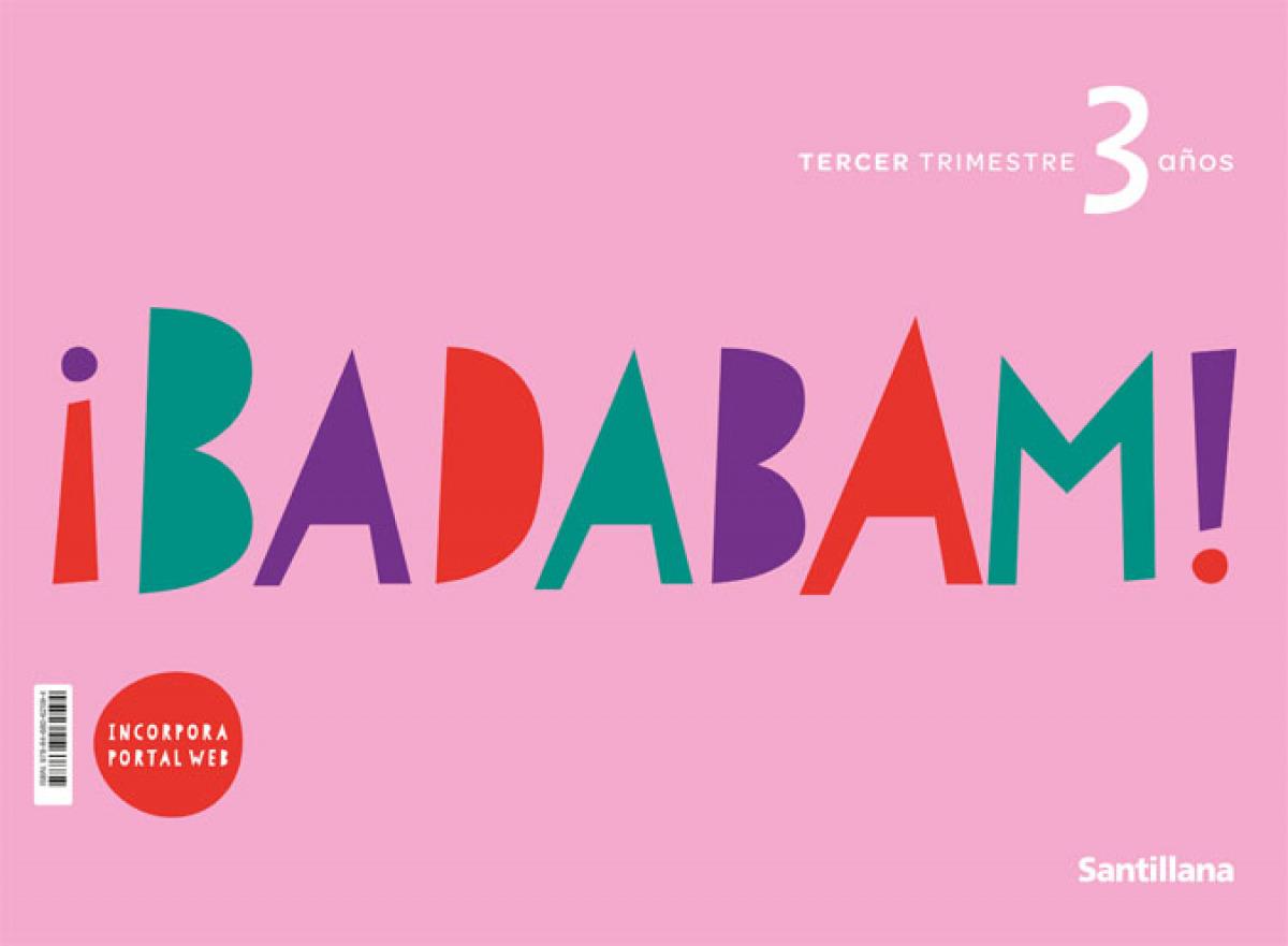 PROYECTO BADABAM 3-3 AÑOS SANTILLANA