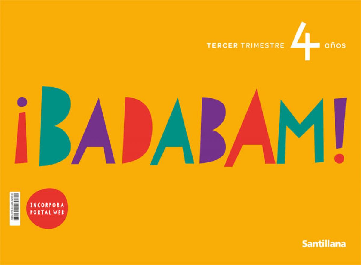 PROYECTO BADABAM 4-3 AÑOS SANTILLANA
