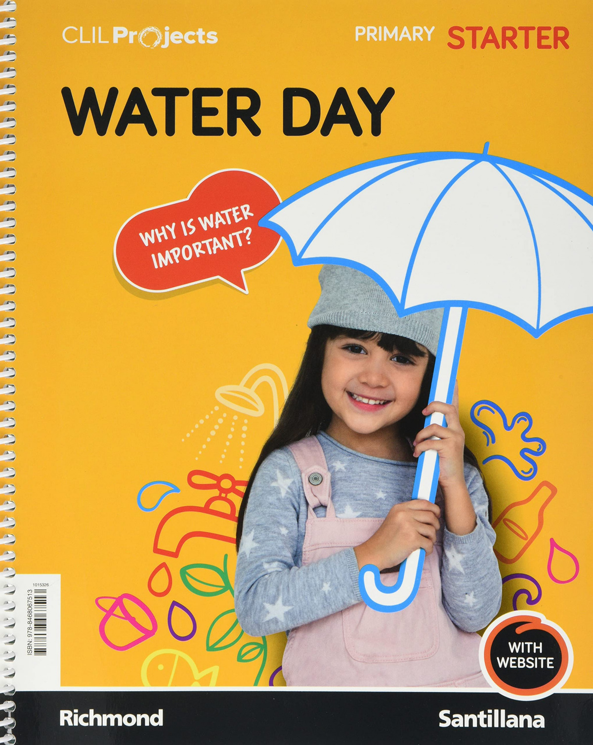 CLIL PROJECTS NIV 0 WATER DAY ED21
