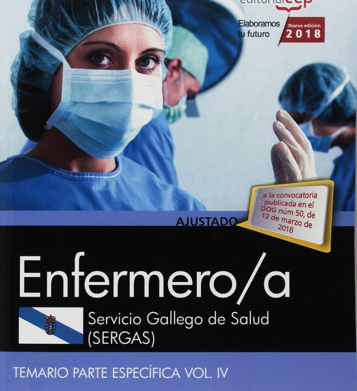 ENFERMERO/A SERGAS