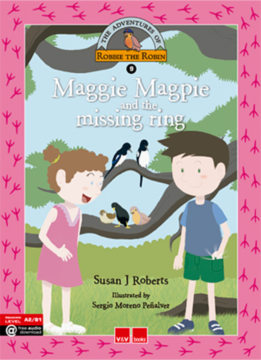 Maggie megpie and the missing ring