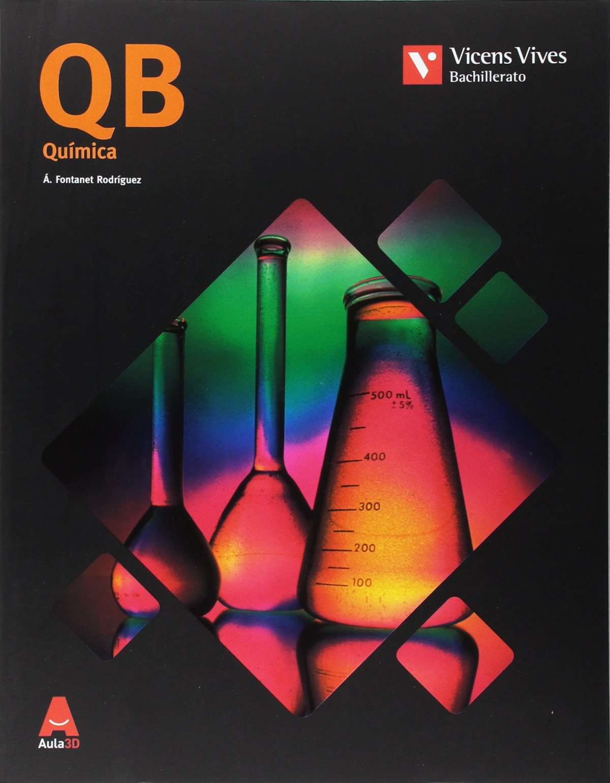 Química 2o.bachillerato. Aula 3D 9788468235875