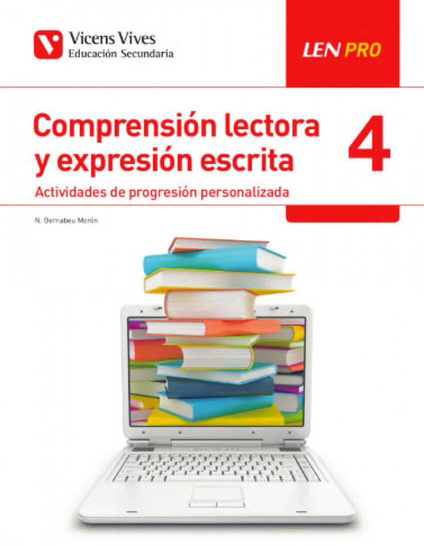 LEN PRO 4 COMPRENSION LECTORA Y EXPRESION ESCRITA