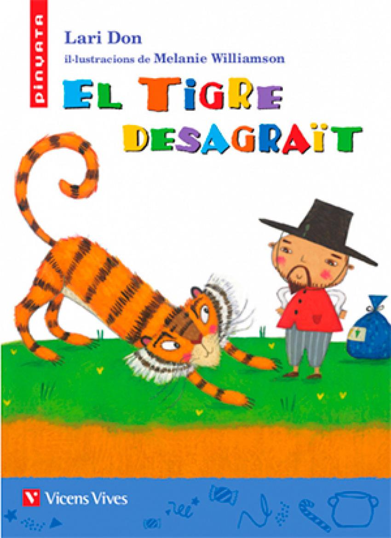 EL TIGRE DESAGRAIT (PINYATA)