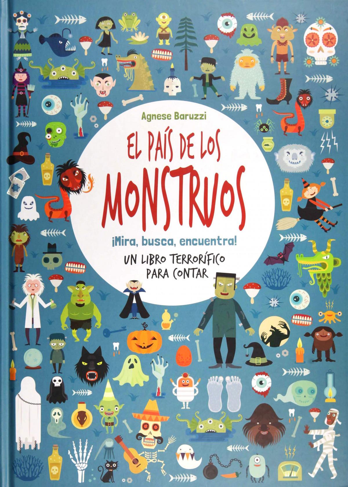 EL PA-S DE LOS MONSTRUOS 9788468256719