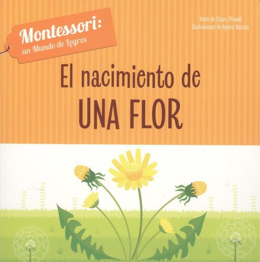 EL NACIMIENTO DE UNA FLOR 9788468261683