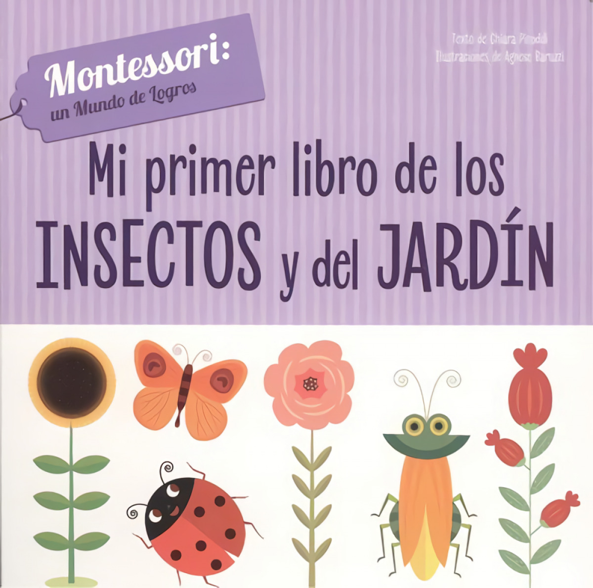 MI PRIMER LIBRO DE INSECTOS Y JARD-N 9788468261720