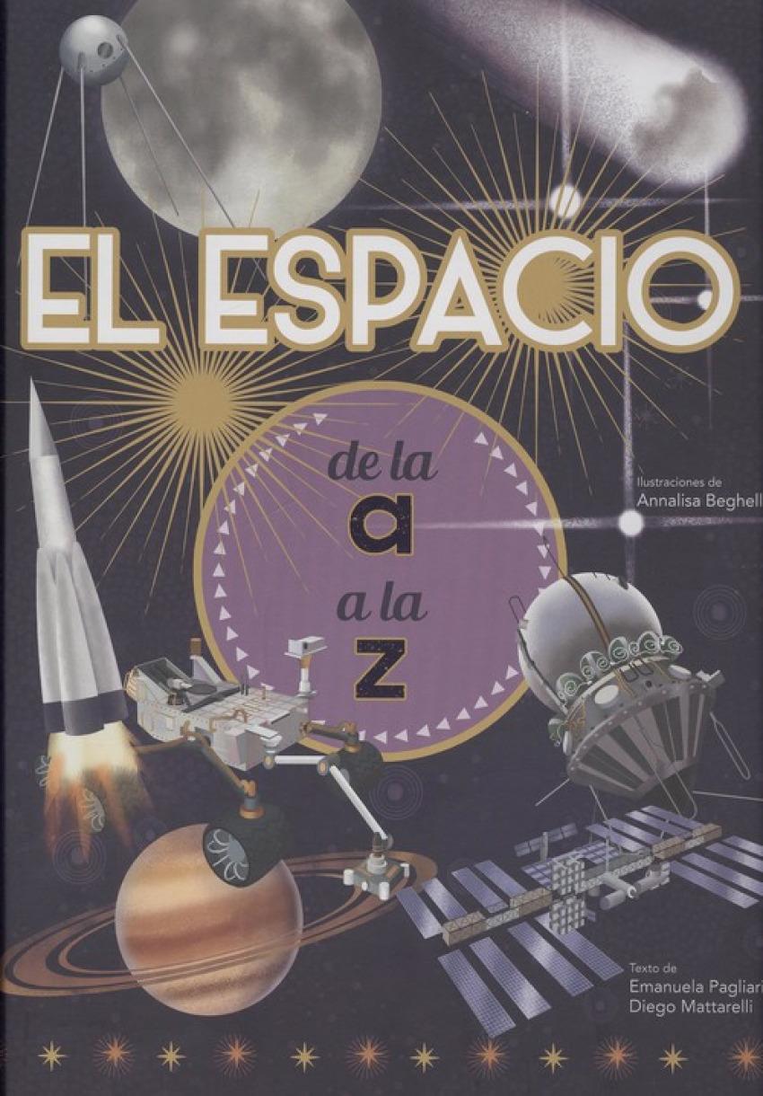 EL ESPACIO DE LA A A LA Z 9788468263199