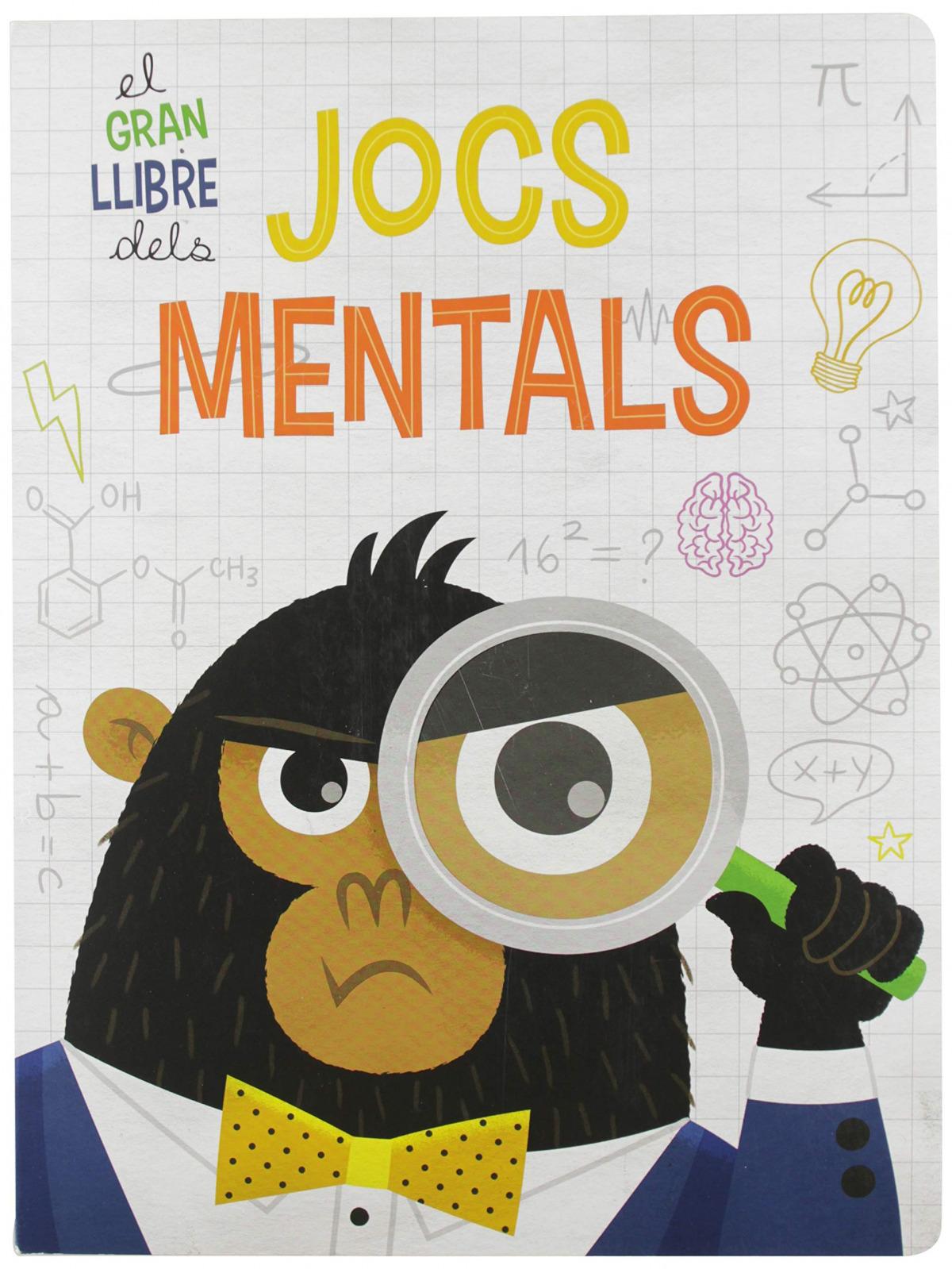 EL GRAN LLIBRE DELS JOCS MENTALS (VVKIDS)
