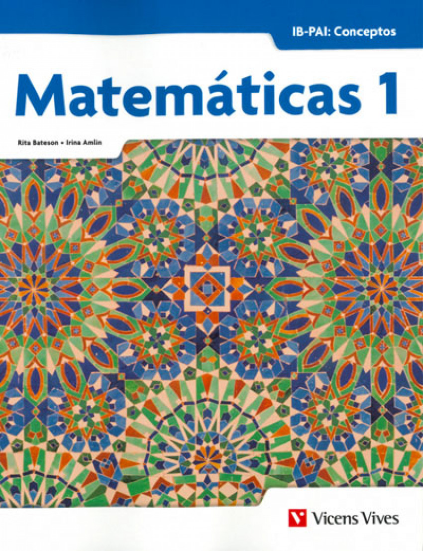 MATEMATICAS 1. IB-PAI: CONCEPTOS