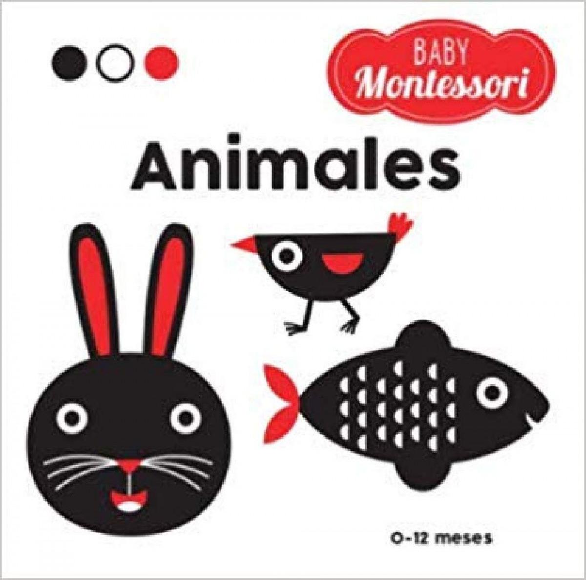ANIMALES. BABY MONTESSORI