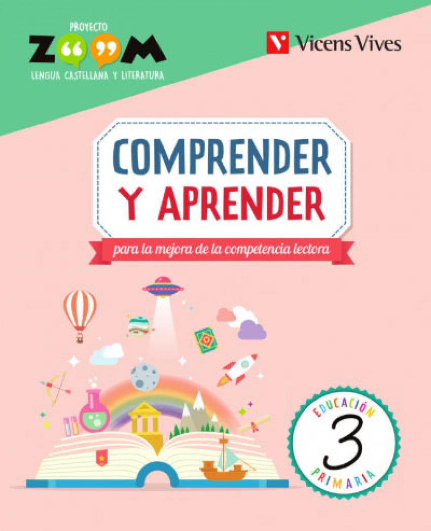 COMPRENDER Y APRENDER 3º PRIMARIA PROYECTO ZOOM