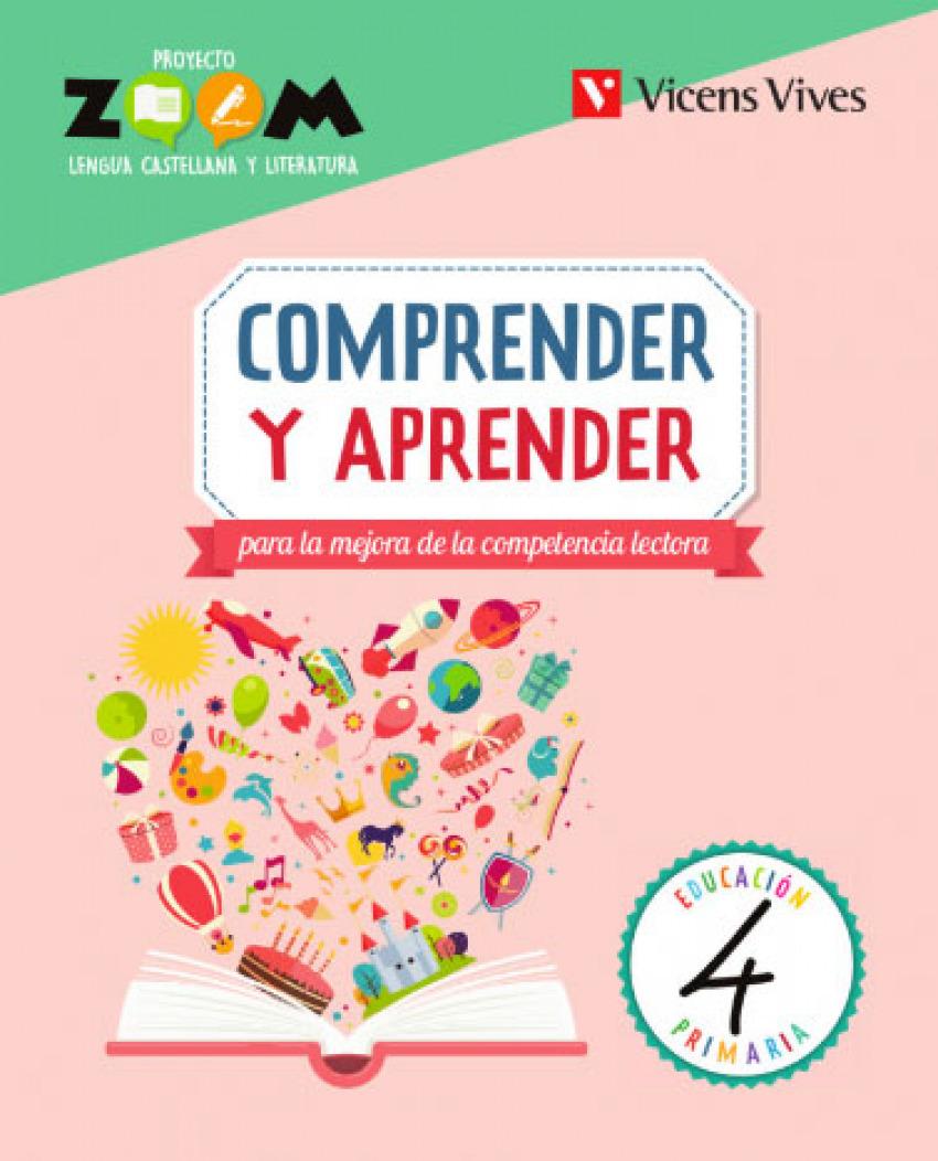 COMPRENDER Y APRENDER 4º.PRIMARIA