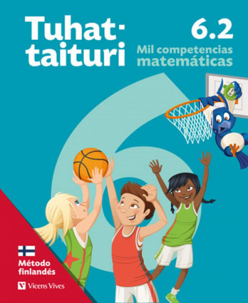 6ºEP(20) Matemáticas - Tuhattaituri 6.2 + fichas