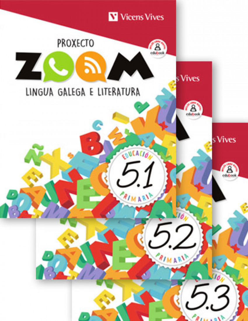 LINGUA 5 (5.1-5.2-5.3) GALEGA E LITERATURA (ZOOM)