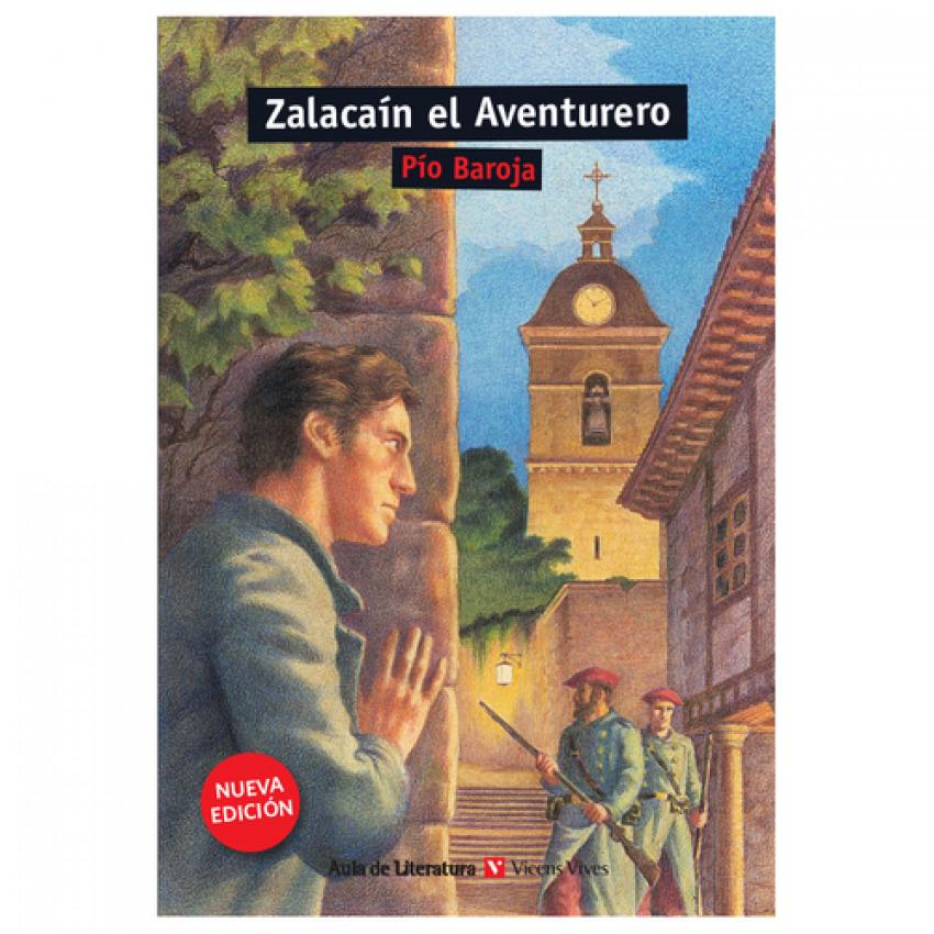 ZALACAIN EL AVENTURERO (AULA LITERATURA).N;E