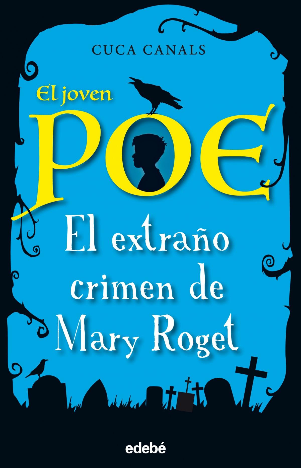 El extraño crimen de Mary Roget 9788468331843