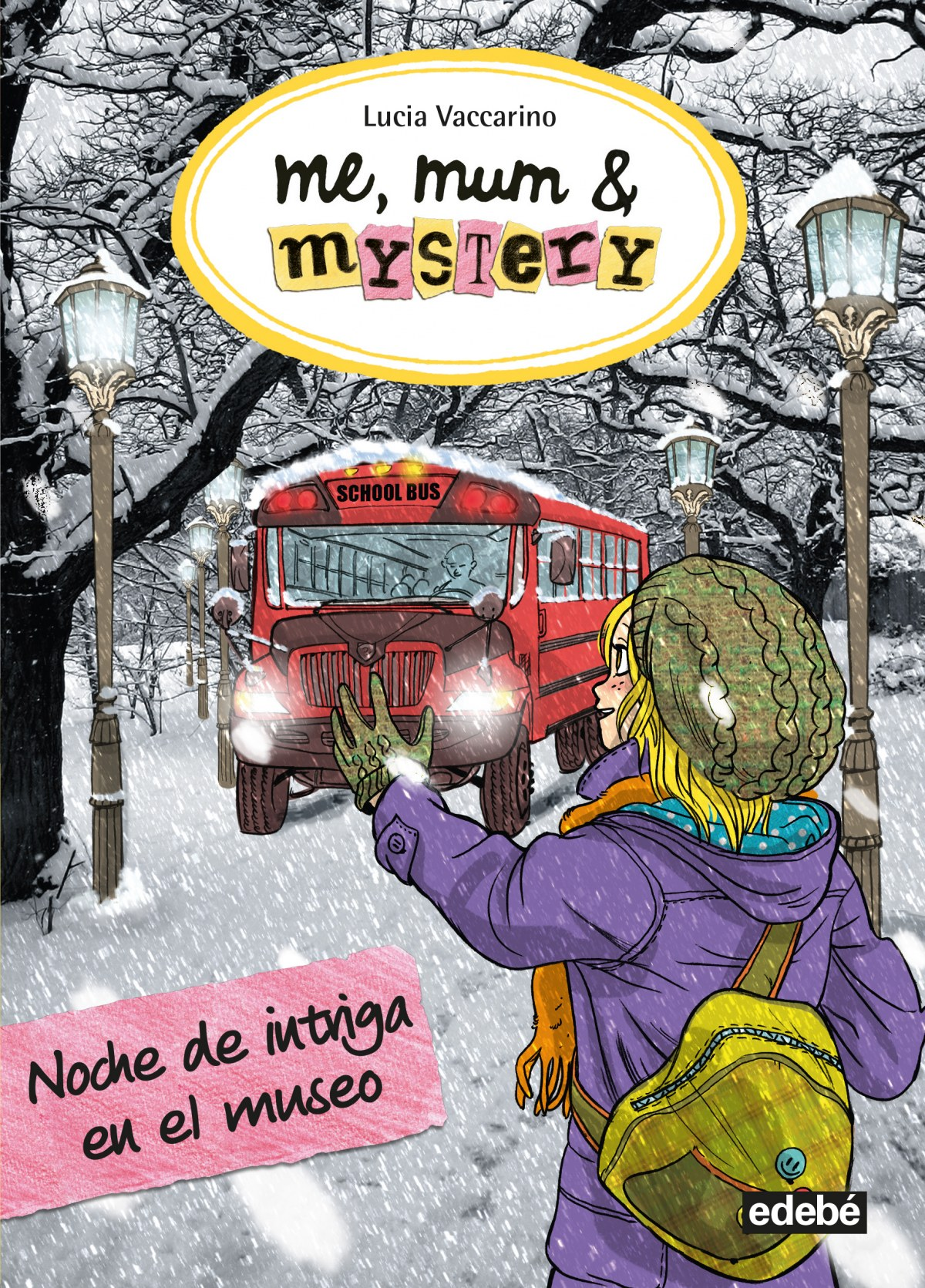 NOCHE DE INTRIGA EN EL MUSEO 9788468335070