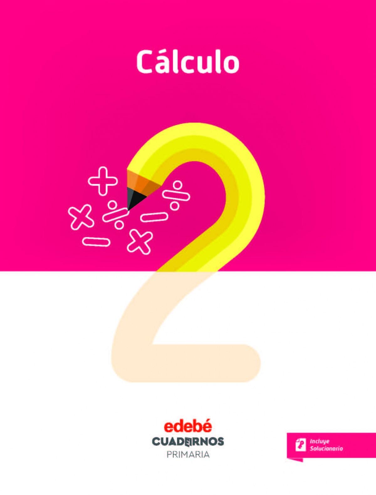 CUADERNO CÁLCULO 2 9788468335773