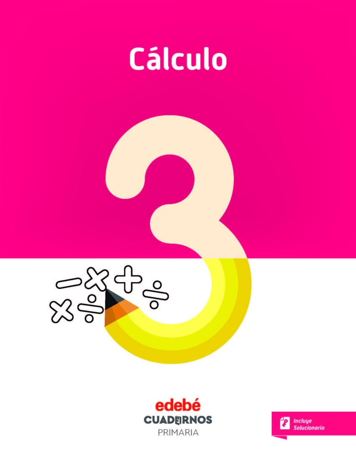 CUADERNO CÁLCULO 3 9788468335780