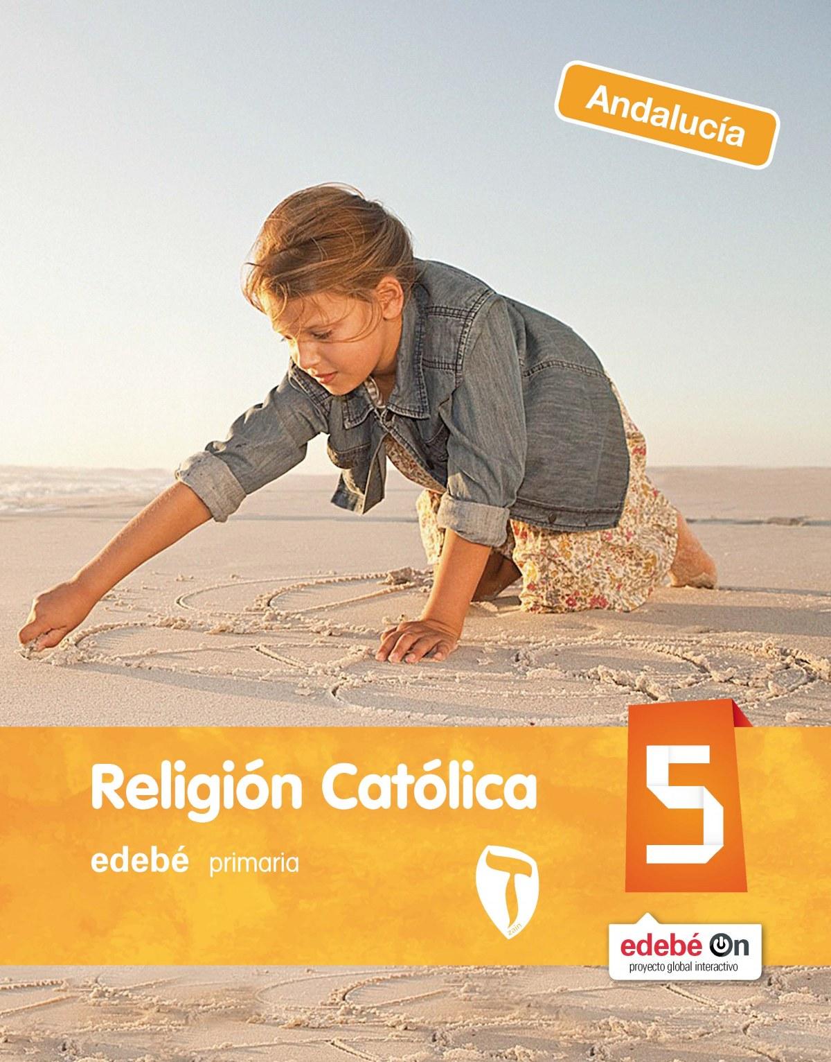 RELIGIÓN 5ºPRIMARIA. ZAÍN. ANDALUCÍA 2019