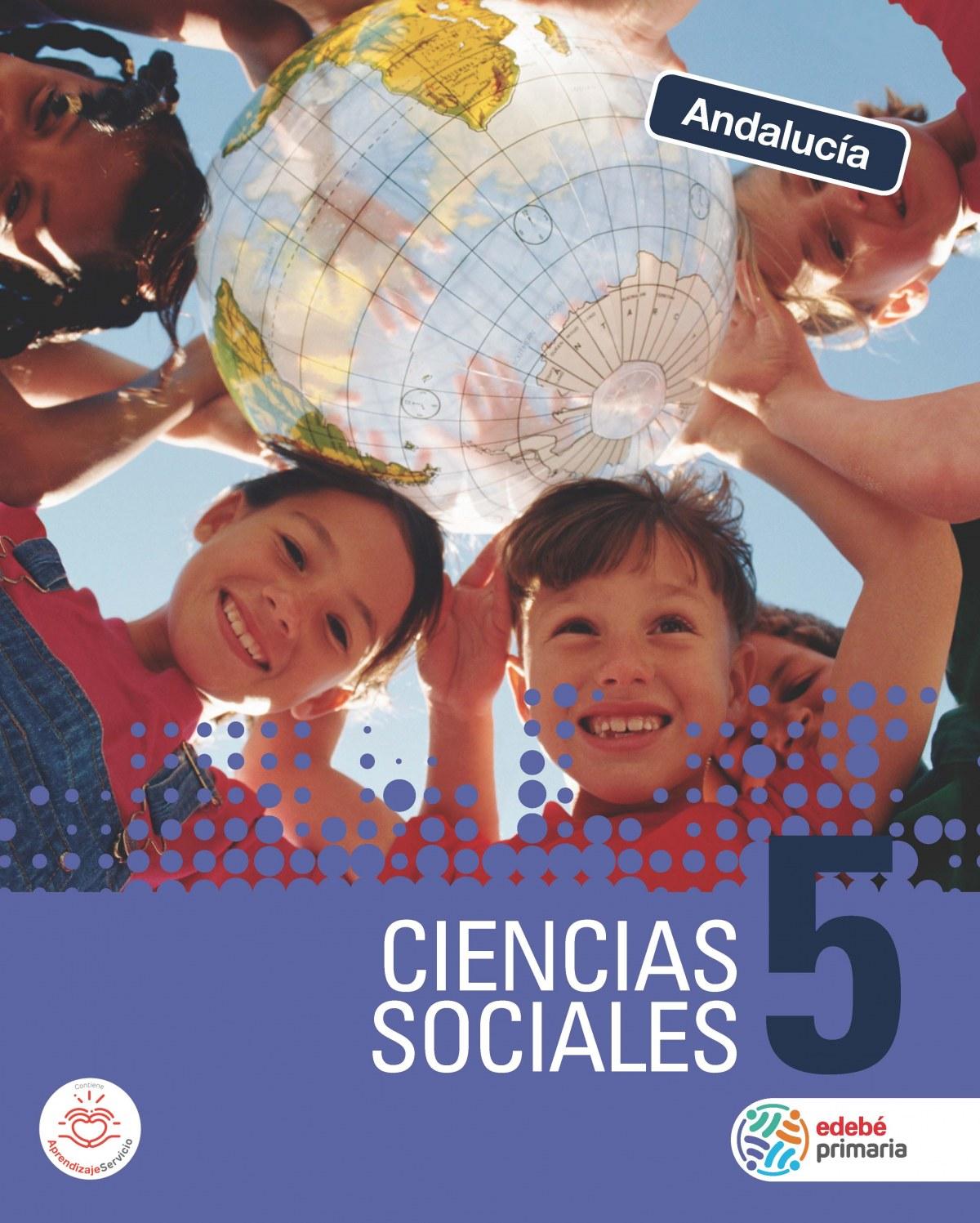 CIENCIAS SOCIALES 5ºPRIMARIA. ANDALUCÍA 2019
