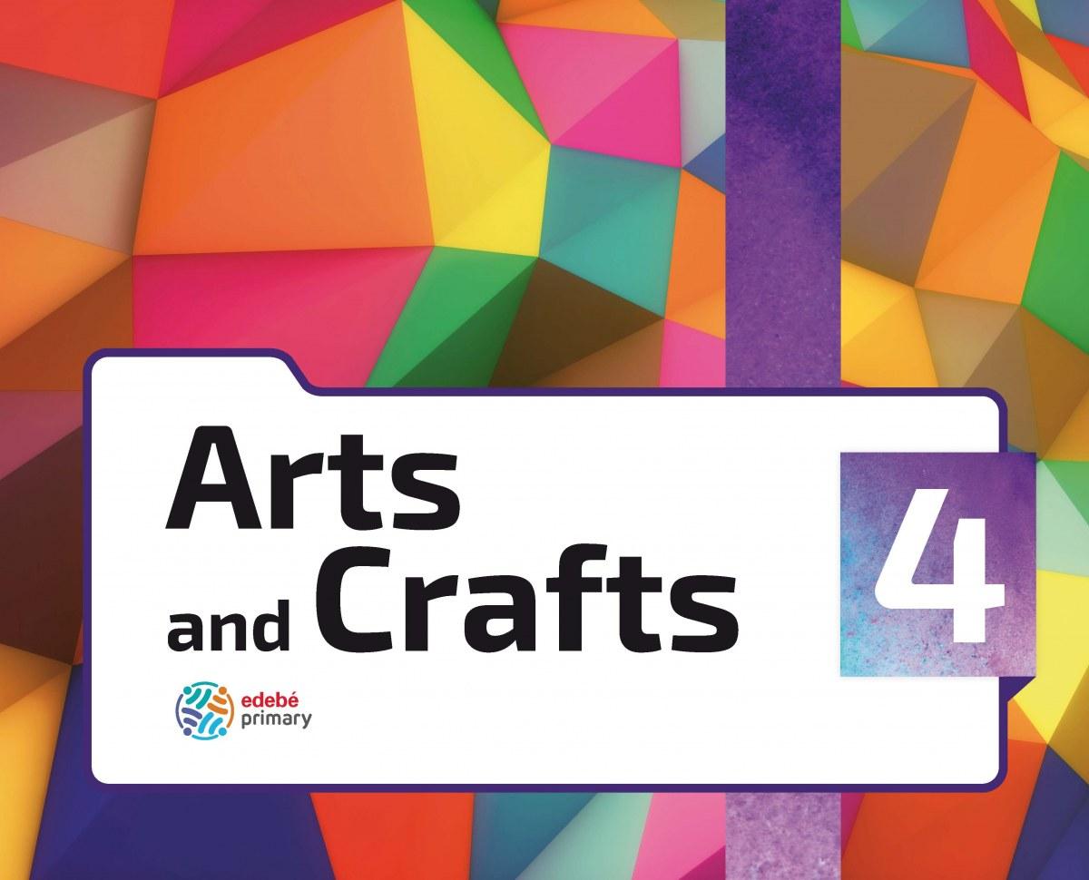 ARTS & CRAFTS 4ºPRIMARIA. PLÁSTICA EN INGLÈS 2019