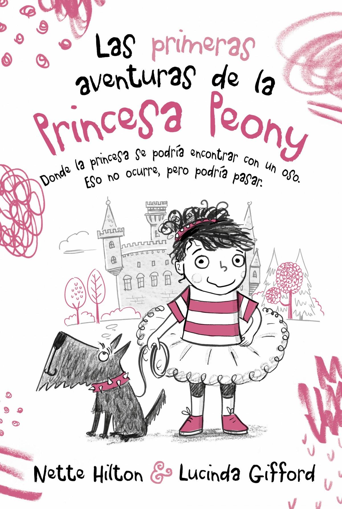 Las primeras aventuras de la Princesa Peony