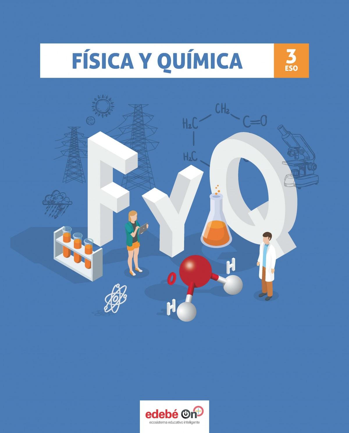 FÍSICA Y QUÍMICA 3 (incluye lámina Tabla Periódica)